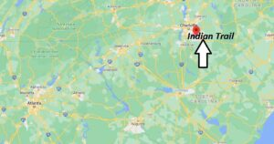 Where is Indian Trail Located
