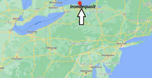 Where is Irondequoit Located