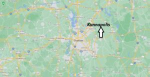 Where is Kannapolis Located