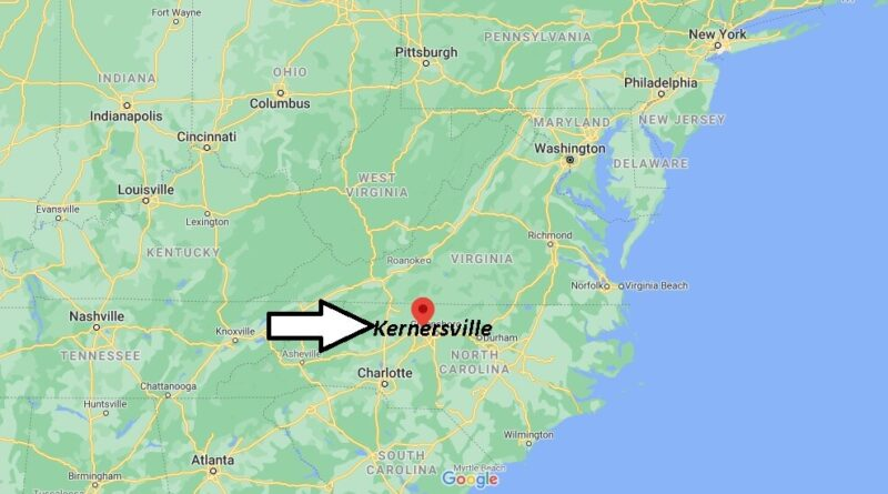 Where is Kernersville Located