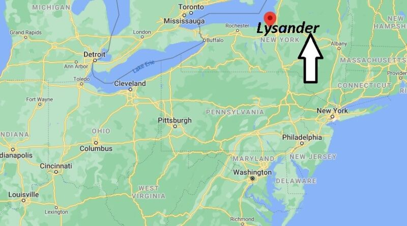 Where is Lysander Located