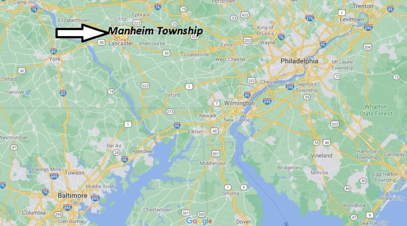 Where is Manheim Township Located