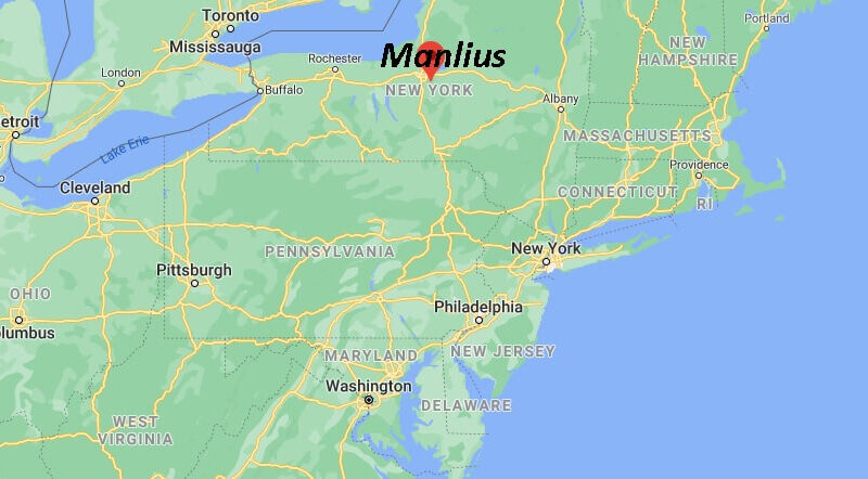 Where is Manlius Located
