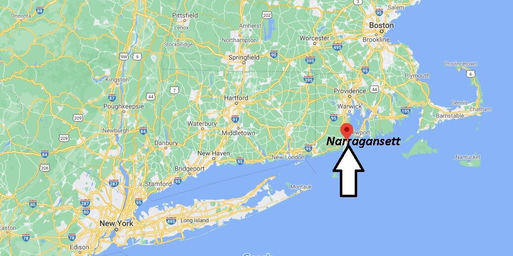 Where is Narragansett Located