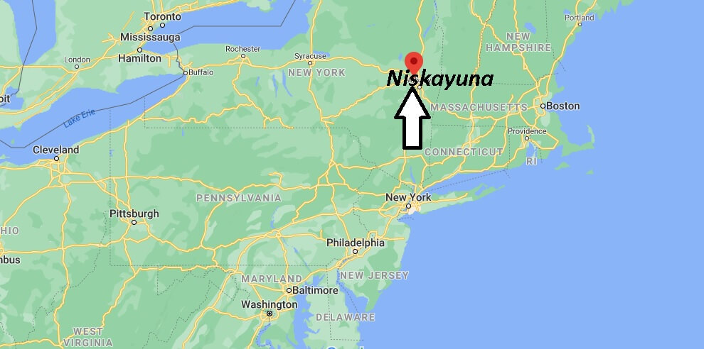 Where is Niskayuna Located