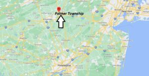 Where is Palmer Township Located