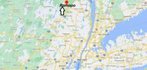 Where is Ramapo Located