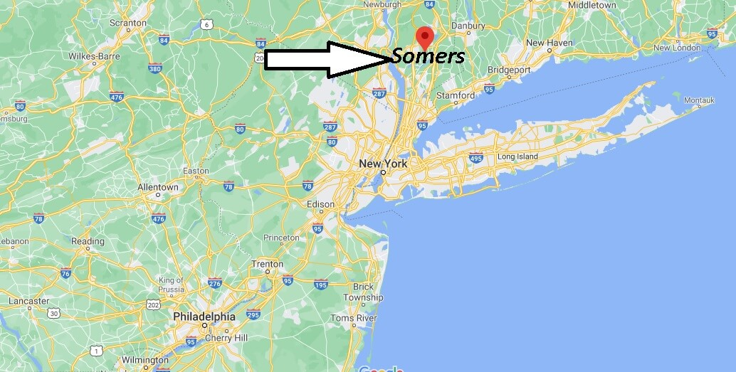 Where is Somers Located