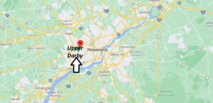 Where is Upper Darby Located