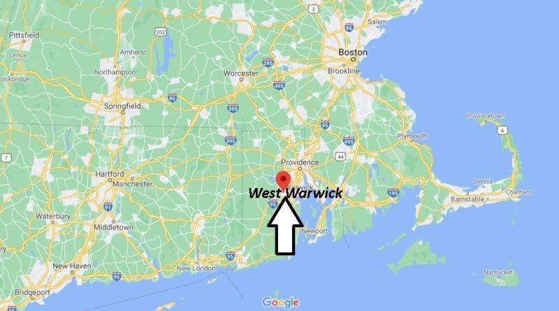 Where is West Warwick Located