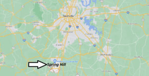 Spring Hill Tennessee