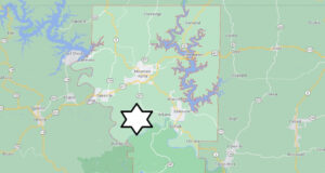 What cities are in Baxter County Arkansas
