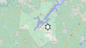 What cities are in Marshall County Alabama