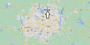 What county is Frisco TX in