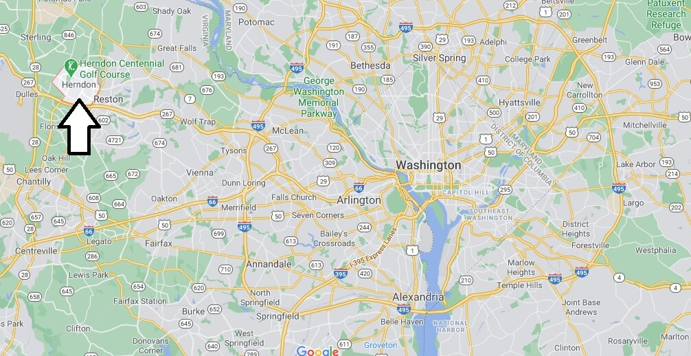 What county is Herndon Virginia in