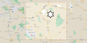 Where is Cochise County Located