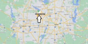 Where is Grapevine Located