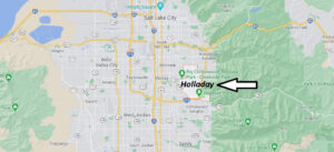Where is Holladay Located