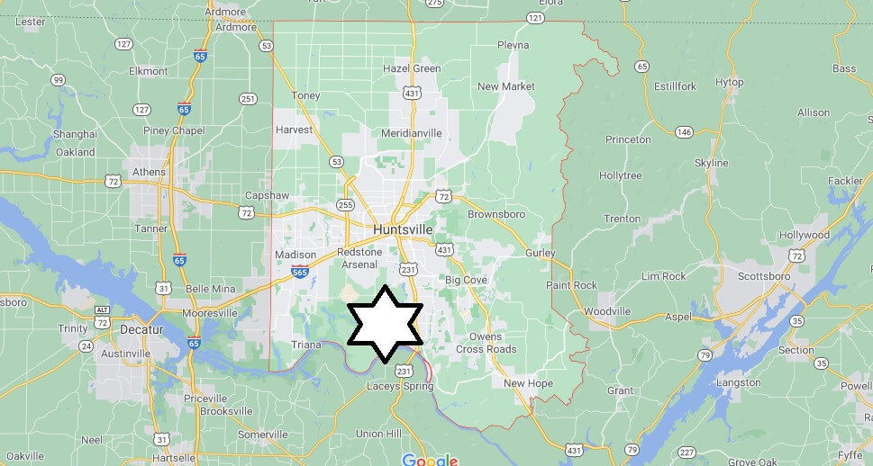 Where is Madison County Located