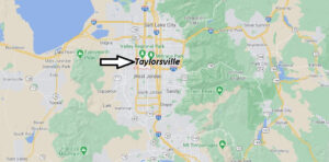 Where is Taylorsville Located