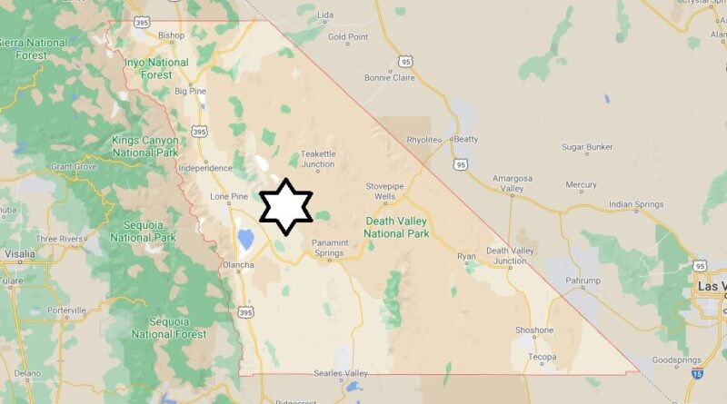 What county is Bishop Ca in