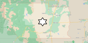 Where is Conejos County Located