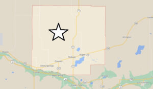 What cities are in Crowley County Colorado