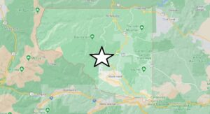 What cities are in Gilpin County Colorado