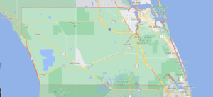 What cities are in Martin County