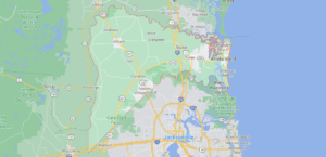 What cities are in Nassau County
