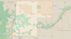 What cities are in Weld County Colorado
