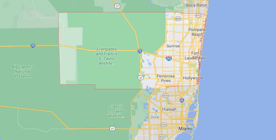 Where in Florida is Broward County