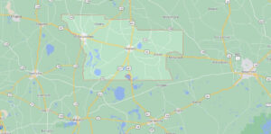 What cities are in Atkinson County