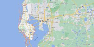 What cities are in Pinellas County