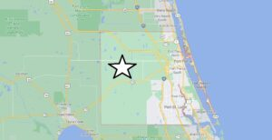 What cities are in St. Lucie County