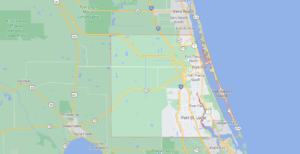 Where in Florida is St. Lucie located