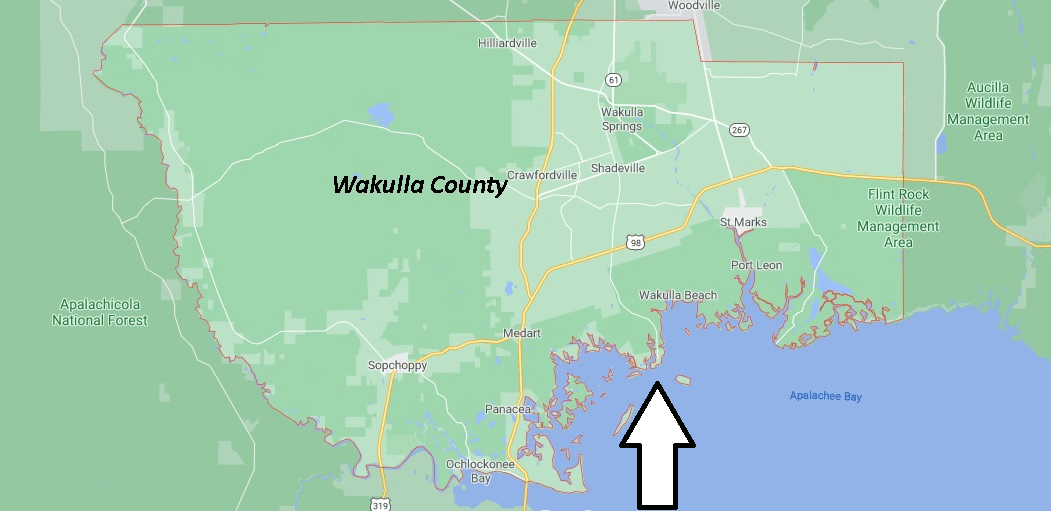 Where is Wakulla County
