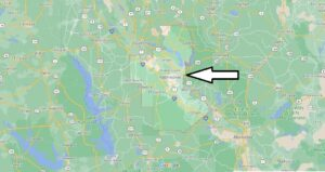 What cities are in Natchitoches Parish