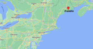 Where in Maine is Franklin County