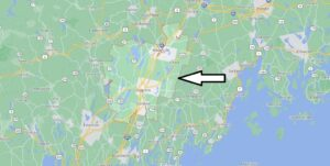 Where is Kennebec Maine