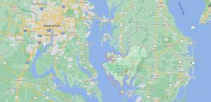 What cities are in Dorchester County