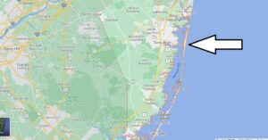 Where is Ocean County New Jersey