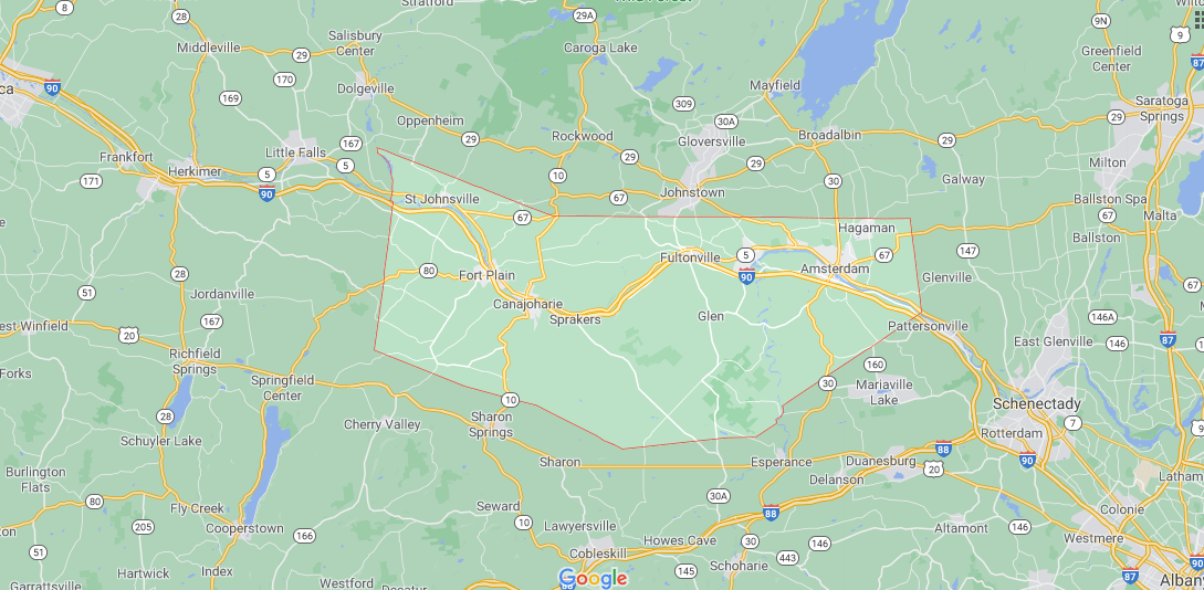 What cities are in Montgomery County