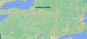 Where is Oswego County in NY State
