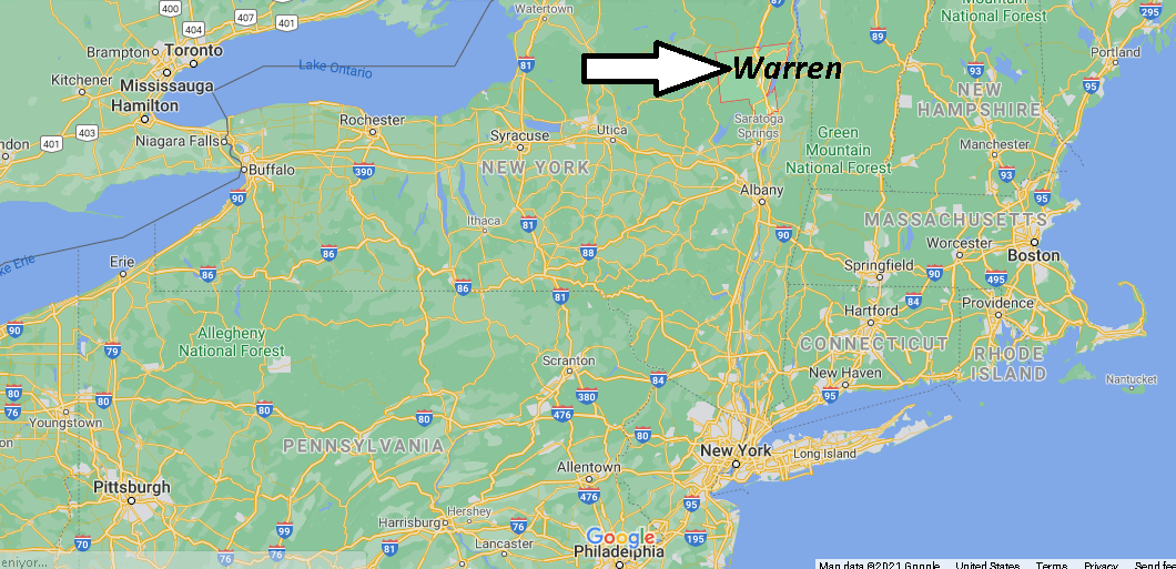 What county is Warren NY in