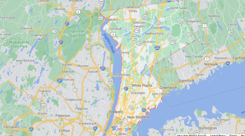 Where is Westchester County New York