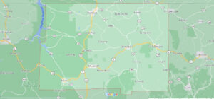 What Cities are in McKean County