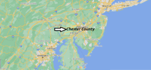 Where is Chester County Pennsylvania