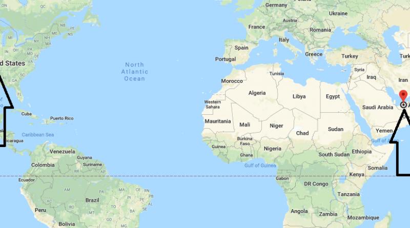 Where is Abu Dhabi