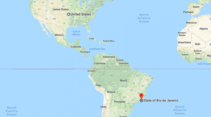 Where Is Rio On The Map Where is Rio de Janeiro? On The World Map | Where is Map